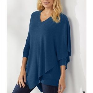 Soft Surroundings Madeline tunic top